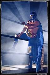 lucha_1194 (Juan The Fly Factory) Tags: madrid blue portrait mexico photography fly photo spain factory juan jr fotos demon fajardo lucha libre fotografo perezfajardo flyfactory