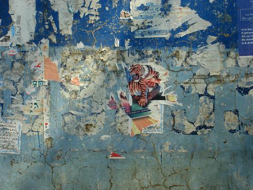 Peeling Posters - Mumbai