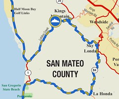 2009 Tour of California Stage 2  San Mateo County