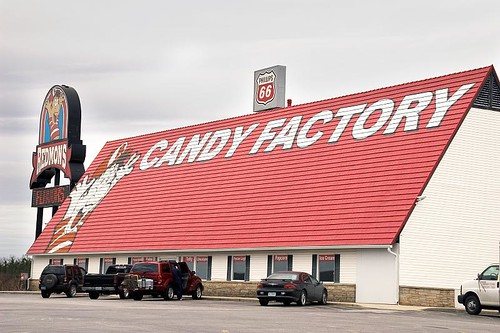 Redmon's Candy Factory - Phillipsburg, Missouri
