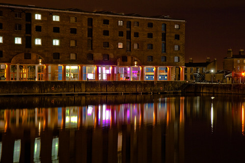 The Tate, Albert Dock, Liverpool