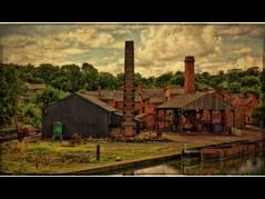 Tipton (Steel Steve) Tags: heritage canal industrial ironworks tipton blackcountry industrialheritage memoriesbook steelsteve magicdonkeysbest imagesforthelittelprince