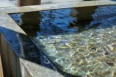 water ([cipher]) Tags: shrine voigtlander 58mm nokton d300 capturenx