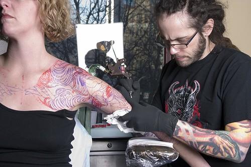 adrian lee tattoo. Analog Audit: 0109: adrian Lee