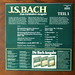 Backside Bach - Brandenburgisches Konzert No.2, Hirtenmusik, Preludium, Ouverture No.3, Archiv DGG