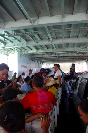 Ferry Ride to Savaii