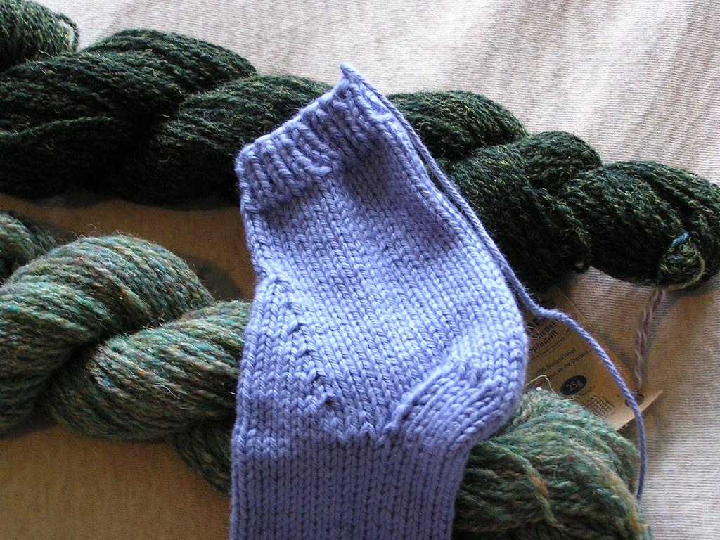 Sky Socks 02