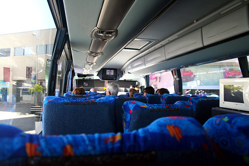 Bus to Todos Santos - Great Windows