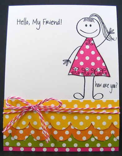 SOL June Friend Card