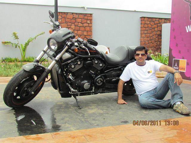 """Park Titanium Harley Fest"" at Park Street Wakad Pune IMG_3124"