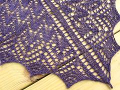WendyKnits summer mystery shawl KAL