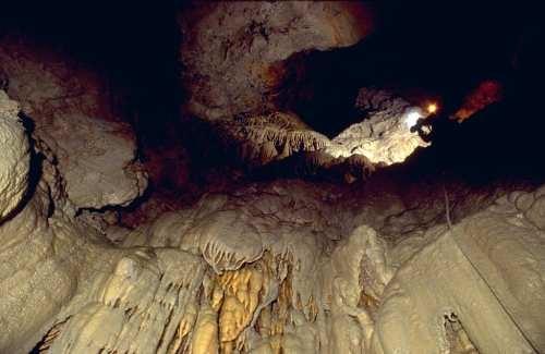 Pozzo della Grotta Re Tiberio, foto di Piero Lucci