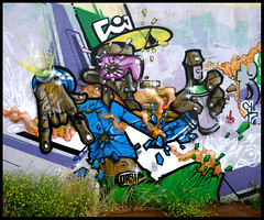By SHEUDA (MOKER-BAN-TB) (Thias (-)) Tags: terrain streetart wall painting graffiti mural spray urbanart dash painter brest graff aerosol ban bombing tb spraycanart pgc thias moker photograff frenchgraff photograffcollectif sheuda