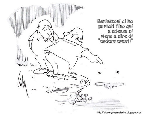 Il Governo vuole andare avanti by Livio Bonino