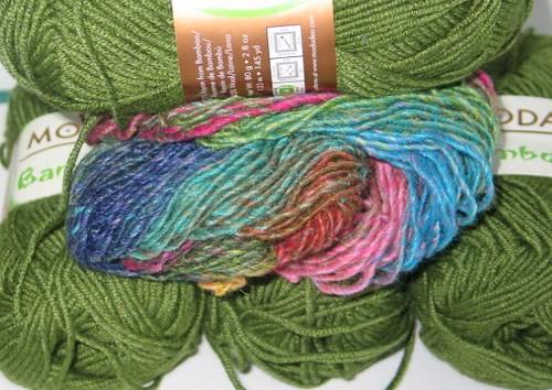 Silky Bamboo Woolness