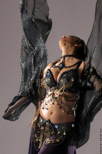 Sarah's costume