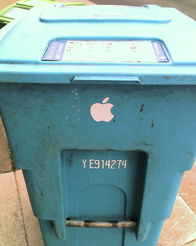 Custom-Modded Apple Recycle Bin Runs Leopard, iTunes « Mission Mission