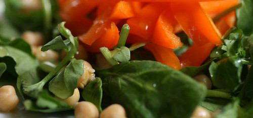 Sweet Pepper and Chickpea Salad 2