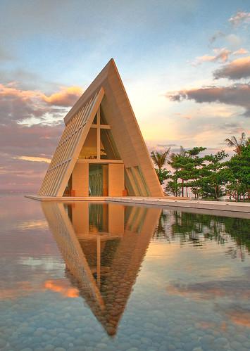 Conrad Hotel Bali - Wedding Chappel III