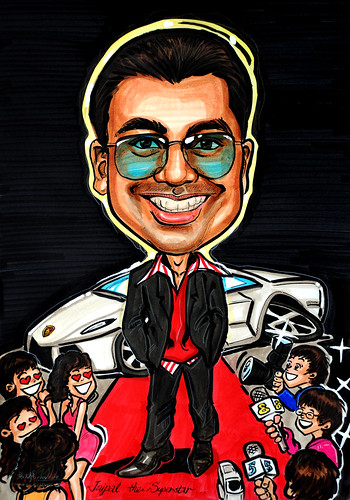 Caricature Superstar