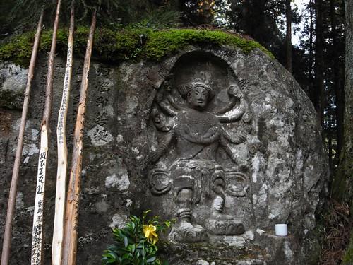 室生寺(石仏)-25