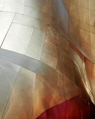 Experience Music Project Study 2 (WatNielsen) Tags: seattle sculpture museum architecture postmodern random experiencemusicproject emp frankgehry deconstructivism