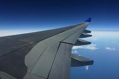 In Flight over the Atlantic (Radarbeam) Tags: plane sony air flight atlantic nicolas airbus r1 a330 transat radarbeam bourbillon