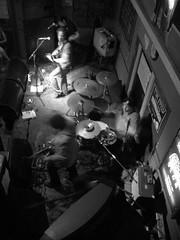 Postions (Johnny Unmnemonic) Tags: show elephant work concert pub live band amit erez haim kiryat anova