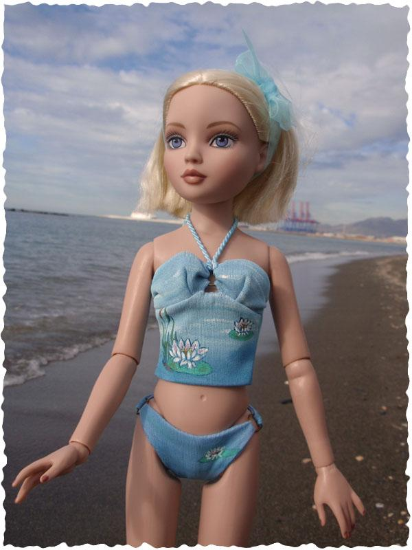 Tatters à la plage à Malaga (Espagne) 2541471474_351ee36291_o