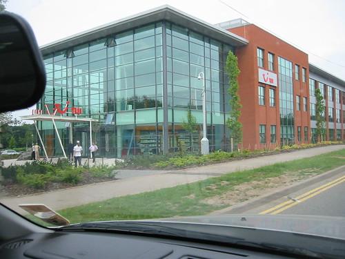 TUI Main Building