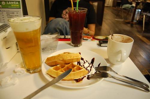 2008-06-08 Lattea綠蓋茶˙館 013