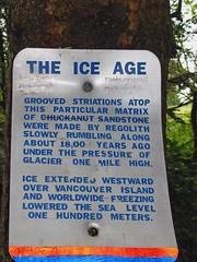 Ice Age signage