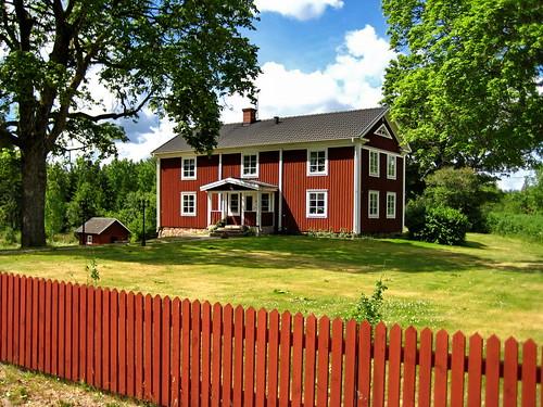 Skraddaremala-house