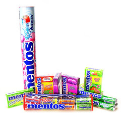 Mentos Assortment!