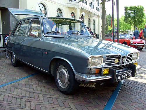 1968 Renault 16 TS