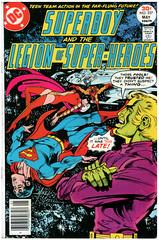 Legion of Super-Heroes 227 (Todd Wilson) Tags: comics superboy lsh legionofsuperheroes legionaires mikegrell