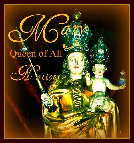 MARY QUEEN OF ALL NATIONS