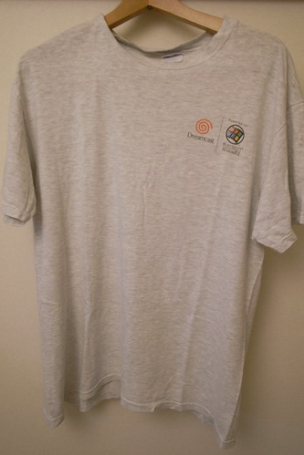 DreamCast WindowsCE Tシャツ
