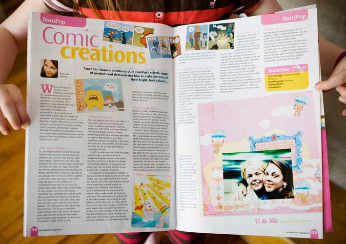 scrapbook magazine p.38-39