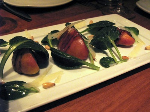 COCO 500 Bacon Wrapped Peach Salad II