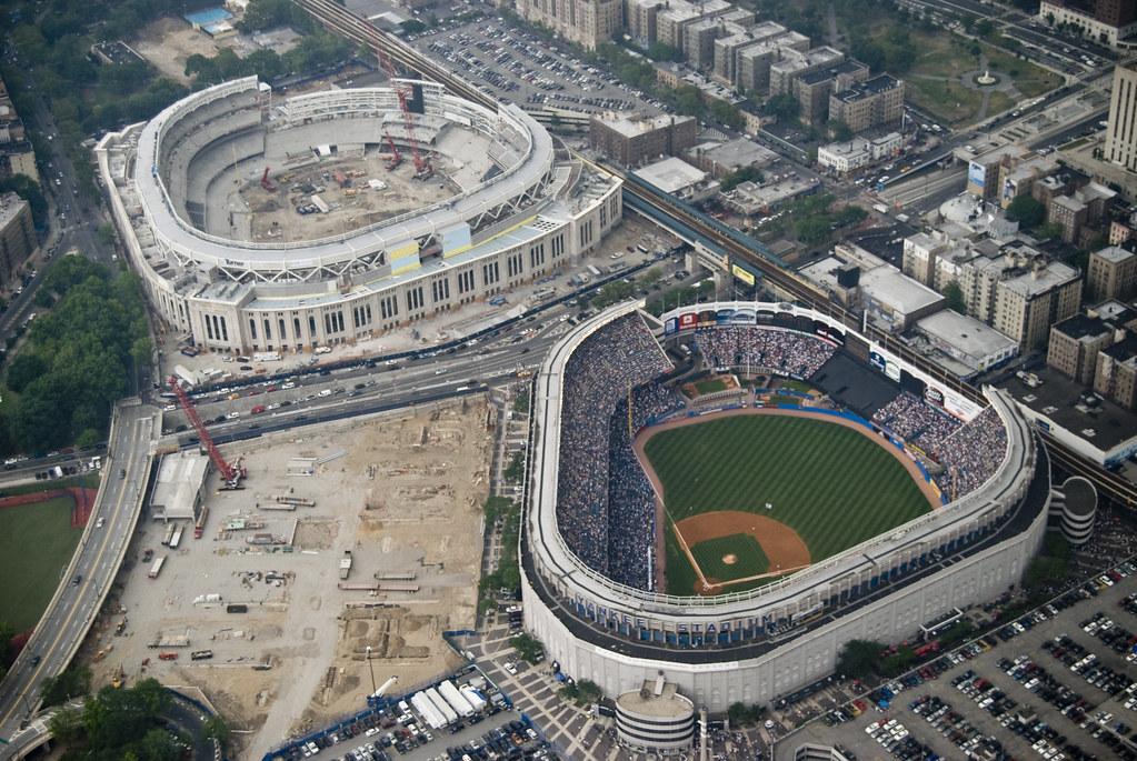 Nuevo Yankee Stadium (2009) - Página 3 2645224066_ef15fed8a8_b