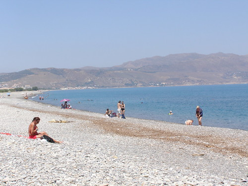 tavronitis beach hania chania