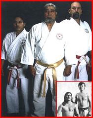 Shihan Toyama, Master Yamamoto, Shihan Culbreth & Master Koda