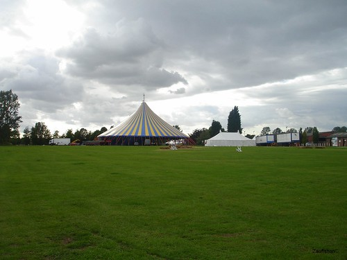 Big Top @ Lincolnshire Showground