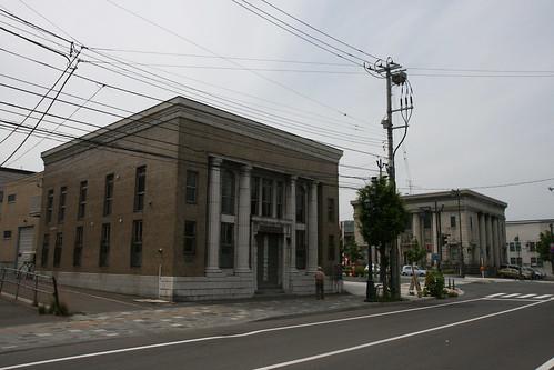 旧第四十七銀行小樽支店 by RafaleM