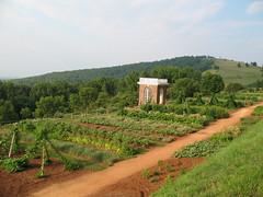 Monticello Gardens and Pavilion