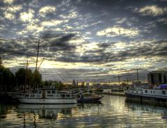 Bay (Marco.nl) Tags: amsterdam bay hdr photomatrix 7xp