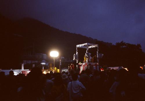 フジロック08 - 前夜祭