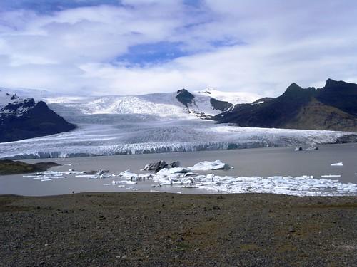 Gletschersee  Jokulsarlon(2)