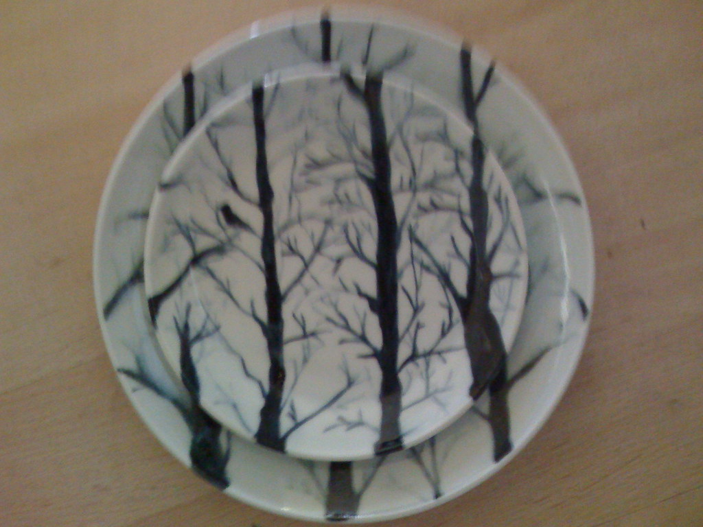 Forest Plates